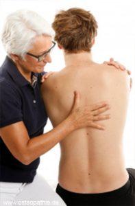 Osteopathie Rueckenschmerzen